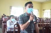 Cử tri Đức Hòa, Tân Trụ: Quan tâm về chăm sóc sức khỏe mùa dịch