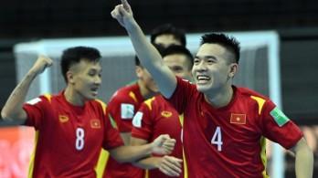 Lịch thi đấu vòng 1/8 World Cup của ĐT Futsal Việt Nam