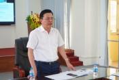 Phó Bí thư Thường trực Tỉnh ủy Long An - Nguyễn Thanh Hải đối thoại với 500 doanh nghiệp