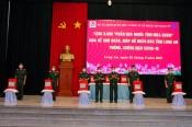 Bộ Tư lệnh Quân khu 7 tặng quà nhân dân và cán bộ, chiến sĩ khó khăn tỉnh Long An