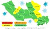 Bản tin phòng, chống Covid-19 sáng 23/9: Long An không còn địa phương mức nguy cơ cao