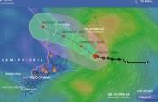 Áp thấp nhiệt đới mạnh lên thành bão số 6 có khả năng ảnh hưởng tới Nam Trung bộ
