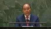 Chủ tịch nước phát biểu tại Đại hội đồng LHQ: Hợp tác để sớm chiến thắng COVID-19