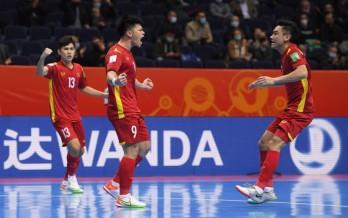 """Hành trình """"kỳ diệu"""" ở World Cup 2021 mở ra tương lai cho Futsal Việt Nam"""