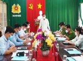 HĐND tỉnh khảo sát tình hình 'tín dụng đen' trên địa bàn huyện Thạnh Hóa