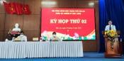 Kỳ họp thứ 2, HĐND TP.Tân An khóa XII thông qua 9 Nghị quyết