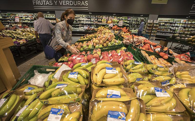 Một siêu thị tại thủ đô Madrid, Tây Ban Nha. (Ảnh: elpais.com)