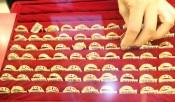 Giá vàng trong nước duy trì ngưỡng 57 triệu đồng/lượng