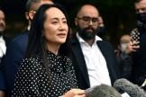 """""""Công chúa Huawei"""" về nước, Mỹ - Trung cởi được nút thắt Huawei?"""