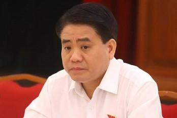 Truy tố ông Nguyễn Đức Chung vì chỉ đạo mua Redoxy 3C qua công ty gia đình