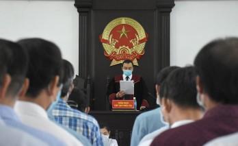 Cựu phó giám đốc Sở Nội vụ bị tuyên án 2 năm tù vụ lộ đề thi công chức