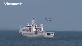 Tăng cường duy trì hiện diện và thực thi pháp luật trên biển
