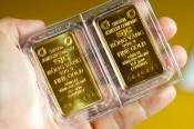 Giá vàng SJC giảm nhẹ, vàng thế giới tăng trở lại trong phiên giao dịch đầu tuần