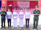 Đồn Biên phòng Cửa khẩu Quốc tế Bình Hiệp: Đồng hành cùng sự phát triển của địa phương