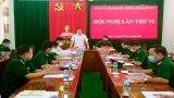 Đảng ủy Bộ đội Biên phòng Long An tổ chức Hội nghị lần thứ VI