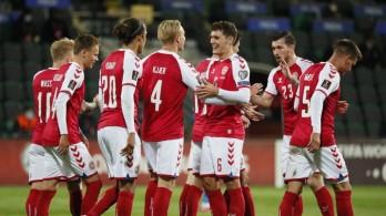 Kết quả vòng loại World Cup 2022 khu vực châu Âu (10/10): Đan Mạch tiến gần VCK