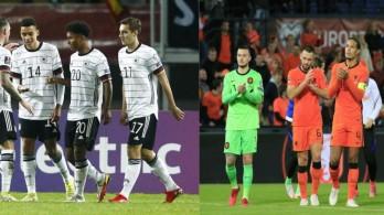 Kết quả vòng loại World Cup 2022 khu vực châu Âu (12/10): Đức dự VCK, Hà Lan sắp tiếp bước