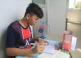Phụ huynh đồng hành cùng học sinh trong học tập