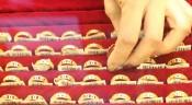 Giá vàng SJC sụt giảm khi giá thế giới tăng chạm ngưỡng 1.800 USD/oz
