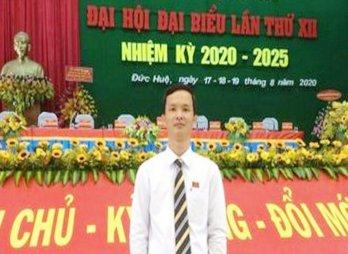 Nhà giáo tiêu biểu Nguyễn Lâm Triều