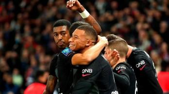 Kết quả Ligue 1, PSG 2-1 Angers: Vị cứu tinh Mbappe