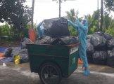 Long An: Xử lý trên 1.000 tấn chất thải phát sinh trong phòng, chống dịch bệnh Covid-19
