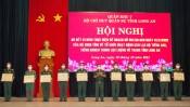 Bộ Chỉ huy Quân sự tỉnh: Sơ kết 1 năm hoạt động Câu lạc bộ tiếng Anh, tiếng Khmer