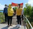 Khánh thành cầu giao thông nông thôn xã biên giới Thuận Bình