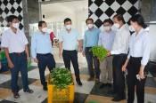 Giám sát thực hiện chính sách hỗ trợ chuyển giao nghiên cứu khoa học và công nghệ trong sản xuất nông nghiệp tại Cần Giuộc