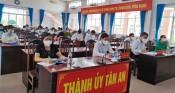 Bí thư Thành ủy Tân An đối thoại nhân dân về thực hiện các quy hoạch, dự án phát triển kinh tế - xã hội
