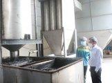 Lò đốt rác phát huy hiệu quả trong xử lý chất thải y tế