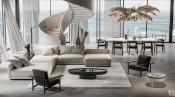 Thiết kế nội thất phòng khách đẹp, sang chảnh với những lưu ý sau