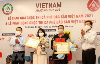 Vietnam Specialty Coffee Competition 2022 launched
