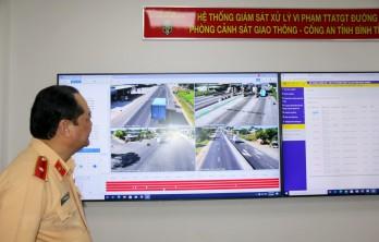 Vận hành hệ thống giám sát xử lý vi phạm giao thông trên quốc lộ 1A