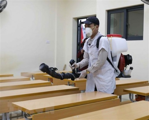 Education Ministry issues set of safety criteria in COVID-19 prevention and control