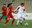 ĐT nữ Việt Nam tranh vé đến World Cup nữ 2023 vào dịp Tết Nguyên Đán