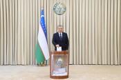 Tổng thống đương nhiệm Uzbekistan Shavkat Mirziyoyev đã giành chiến thắng thuyết phục