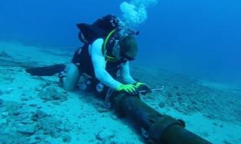 Tuyến cáp quang biển AAG lại bị đứt