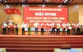 Bí thư Tỉnh ủy dự Hội nghị sơ kết công tác phòng, chống dịch Covid-19 tại huyện Cần Đước