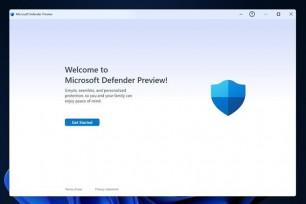 Windows 11 sẽ có Microsoft Defender mới